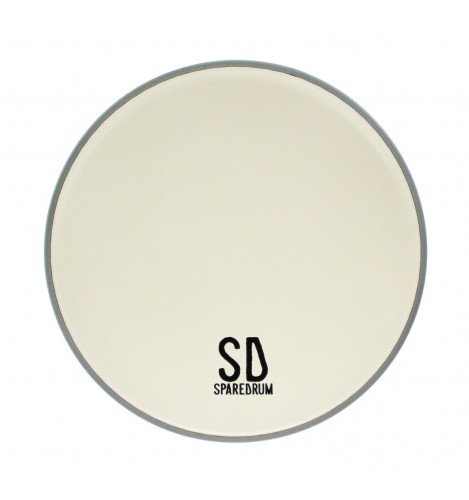 """AS08CO - 8"""" Alverstone 1-ply Coated Drumhead - 10 mil"""