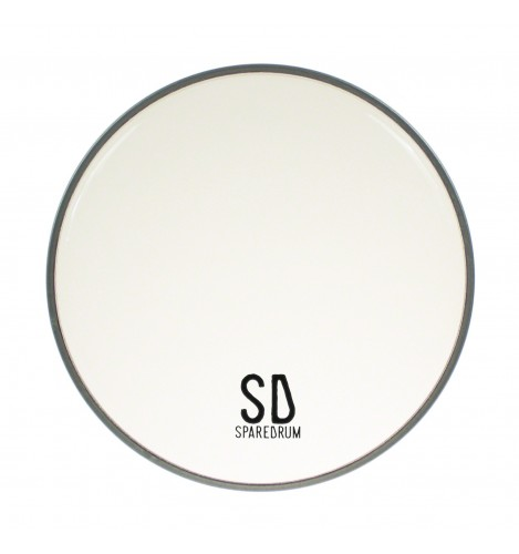"""AS10CL - 10"""" Alverstone 1-ply Clear Drumhead - 10 mil"""