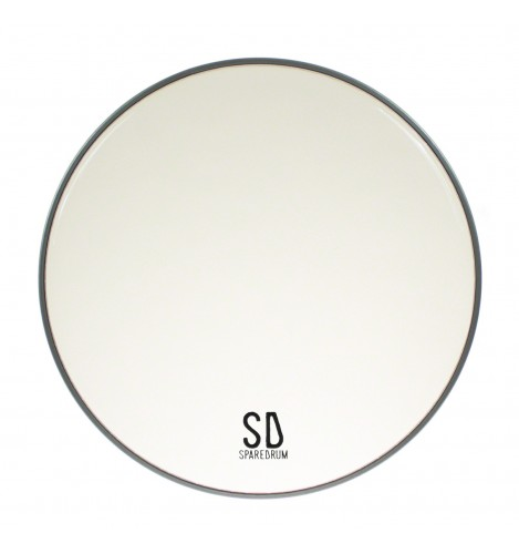 """AS13CL - 13"""" Alverstone 1-ply Clear Drumhead - 10 mil"""