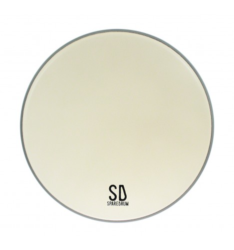 """AS13CO - 13"""" Alverstone 1-ply Coated Drumhead - 10 mil"""