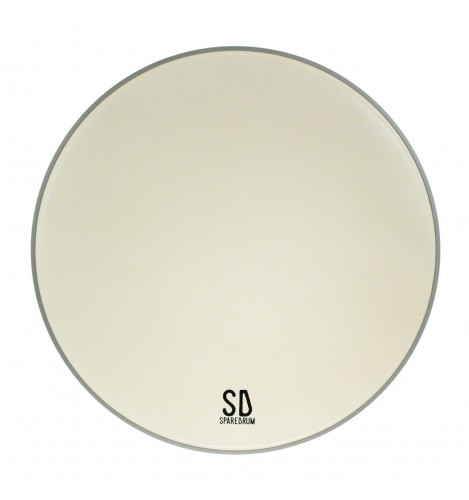 """AS16CO - 16"""" Alverstone 1-ply Coated Drumhead - 10 mil"""