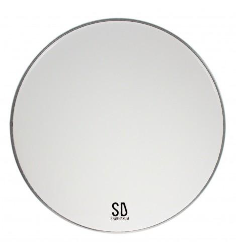 "AS18SW-B - 18"" Alverstone Smooth White BD Head - 1-ply - 10 mil"