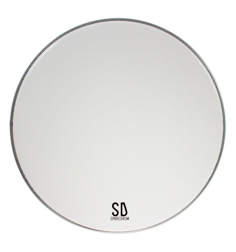 "AS24SW-B - 24"" Alverstone Smooth White BD Head - 1-ply - 10 mil"