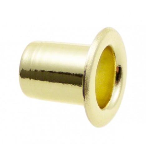 AVH6BR - Air Vent Grommet 14mm - Brass