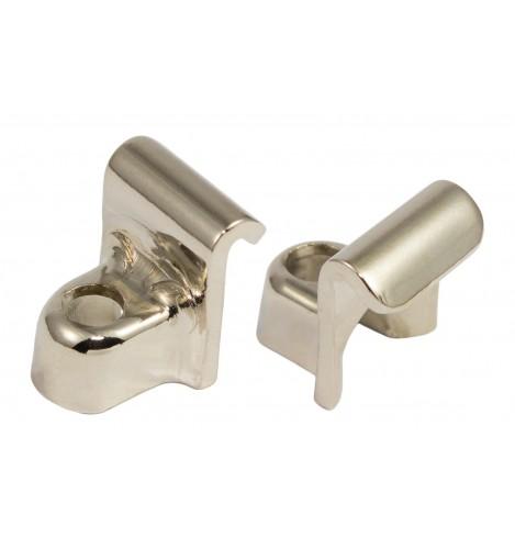 DC7NI - HSFB23 Drum Claw Hook - Nickel Finish (x2)