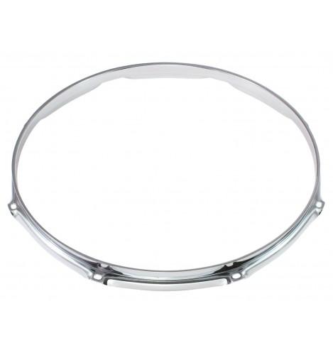 """H16-13-8 - 13"""" 8 Holes 1.6mm Triple Flange Drum Hoop"""