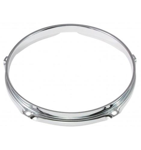"""H16-8-5 - 8"""" 5 Holes 1.6mm Triple Flange Drum Hoop"""