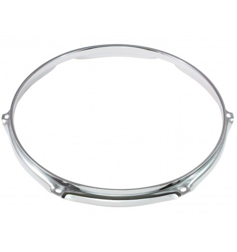 """H23-10-6 - 10"""" 6 Holes 2.3mm Super Triple Flange Drum Hoop"""