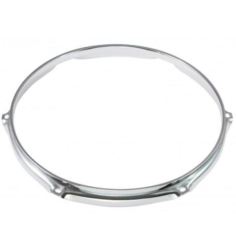 """H23-12-6 - 12"""" 6 Holes 2.3mm Super Triple Flange Drum Hoop"""