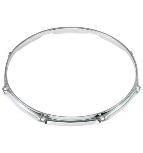 """H23-12-8 - 12"""" 8 Holes 2.3mm Super Triple Flange Drum Hoop"""