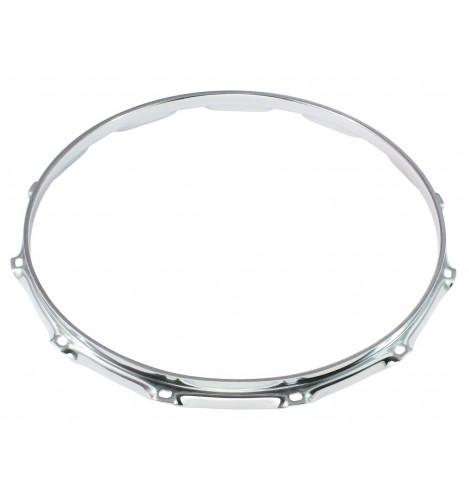 """H23-14-12 - 14"""" 12 Holes 2.3mm Super Triple Flange Drum Hoop"""