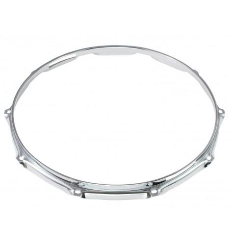 """H23-15-10S - 15"""" 10 Holes Snare Side 2.3mm Super Triple Flange Drum Hoop"""