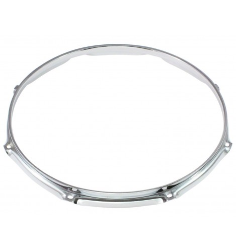"""H23-18-8 - 18"""" 8 Holes 2.3mm Super Triple Flange Drum Hoop"""
