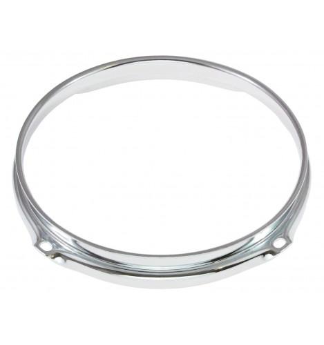 """H23-8-4 - 8"""" 4 Holes 2.3mm Super Triple Flange Drum Hoop"""