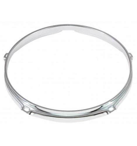 """H23-8-5 - 8"""" 5 Holes 2.3mm Super Triple Flange Drum Hoop"""