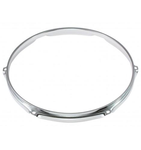"""H30-12-6 - 12"""" 6 Holes 3.0mm Super Triple Flange Drum Hoop"""