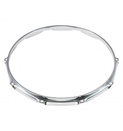 """H30-14-10 - 14"""" 10 Holes 3.0mm Super Triple Flange Drum Hoop"""