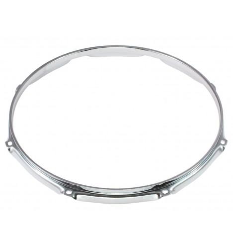"""H30-16-8 - 16"""" 8 Holes 3.0mm Super Triple Flange Drum Hoop"""