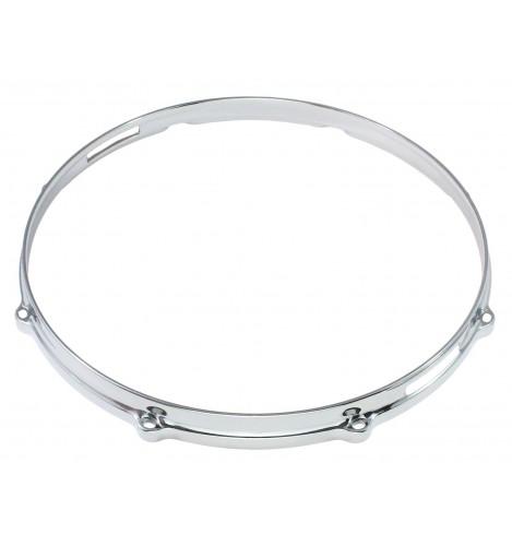 """HDC3-13-8S - 13"""" 8 Holes Snare Side 3mm Die Cast Drum Hoop"""