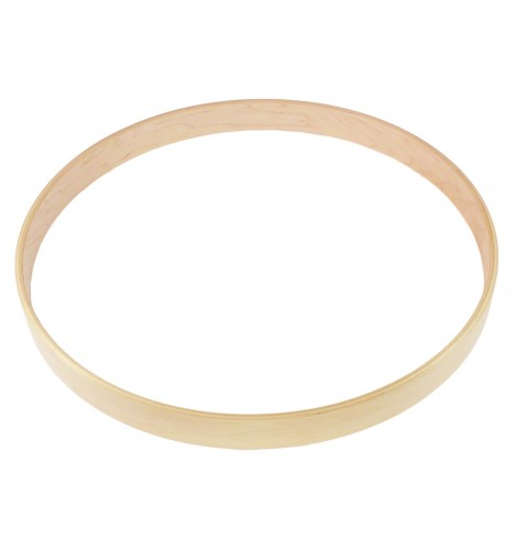 """HM40R-15 - 15"""" Maple Snare / Bass Drum Hoop"""