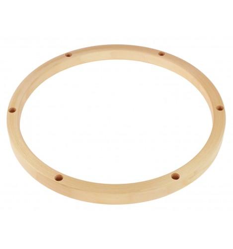 """HMY-12-6 - 12"""" 6 Holes Maple Drum Hoop"""