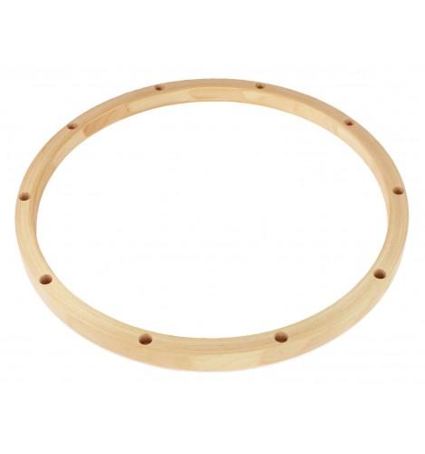 """HMY-14-10 - 14"""" 10 Holes Maple Drum Hoop"""