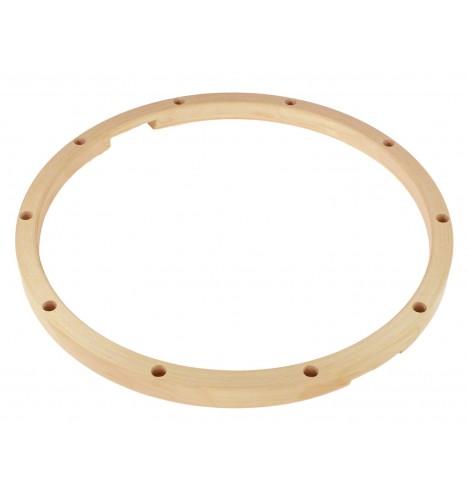 """HMY-14-10S - 14"""" 10 Holes Snare Side Maple Drum Hoop"""