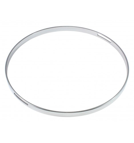 "HNF45-10S - 10"" Snare Side 4.5mm Straight / No Flange Drum Hoop"