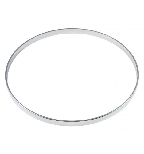 """HNF45-13 - 13"""" 4.5mm Straight / No Flange Drum Hoop"""