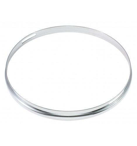 """HSF23-13S - 13"""" Snare Side 2.3mm Single Flange Drum Hoop"""