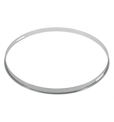 "HSFL23-13S - 13"" Snare Side 2.3mm Steel Single Flange Drum Hoop"