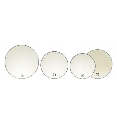 12-13-16 + SD 14 Alverstone Clear Standard Pack