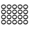SW-BK - Steel Washer for Tension Rods - Black (x20)