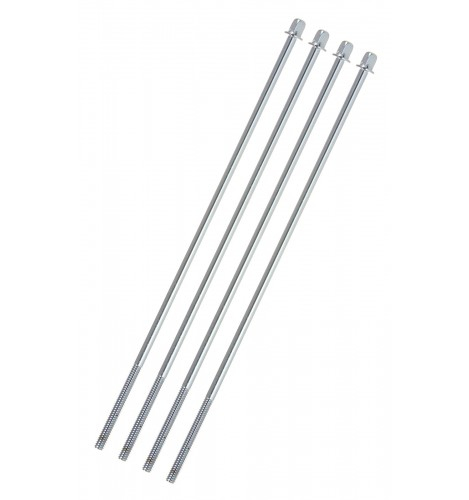 "TRC-219 - 219mm Tension Rod - 7/32"" Thread (x4)"