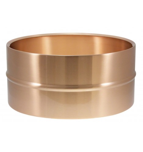 "SHBZ14065 - 14"" x 6.5"" Bronze Shell - Snare Drum"