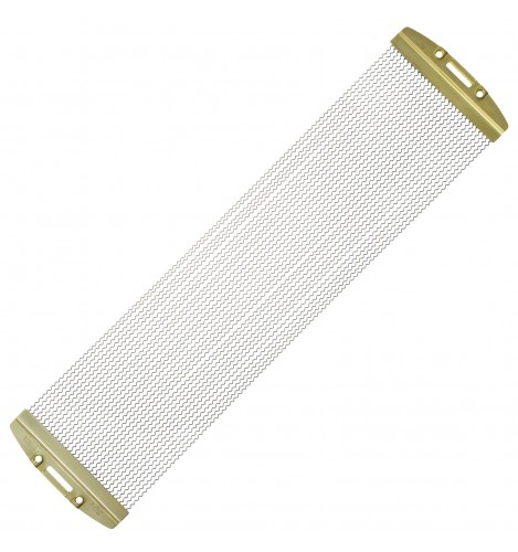 """SNW1430PBP - 14"""" 30 Strands Snare Wire - Phosphor Bronze End Plates"""