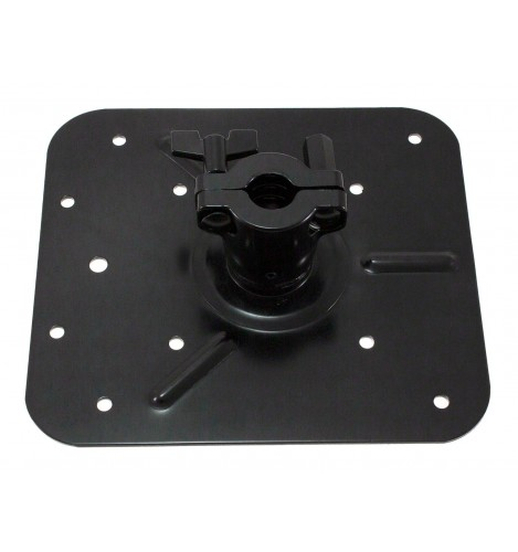 DTBR1 - Plate with Clamp for Seat Top