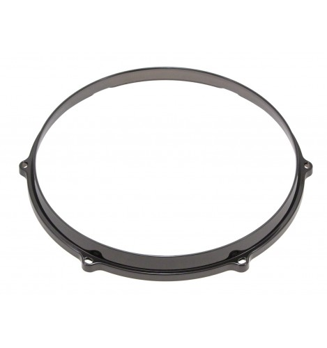 """HDC3-13-6BK - 13"""" 6 Holes Black 3mm Die Cast Drum Hoop"""
