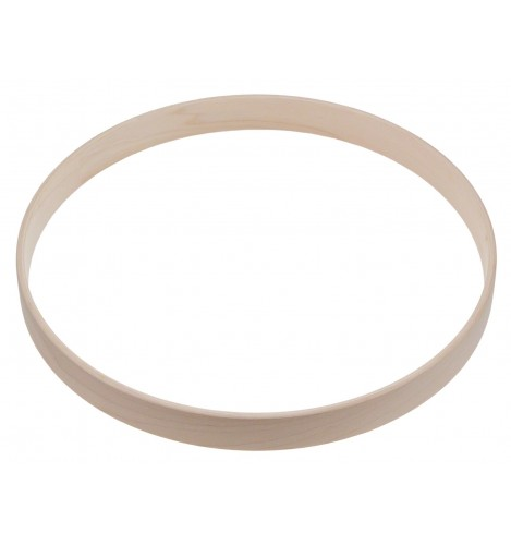 """HM34R-16 - 16"""" Maple Snare / Bass Drum Hoop"""