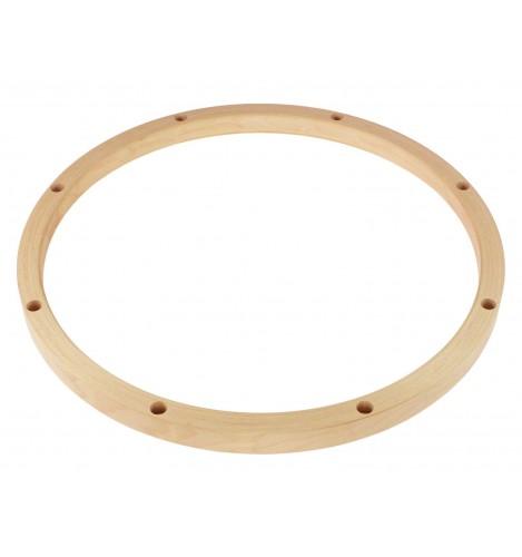 """HMY-12-8 - 12"""" 8 Holes Maple Drum Hoop"""